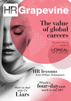 HR Grapevine | April 2016